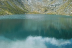 Lago Blu - Pontechianale - Italie