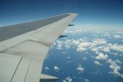 Mer de Tasman (Australie) depuis l'avion
