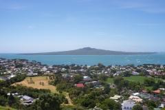 Rangitoto - Nouvelle-Zélande
