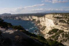 Falaises de Bonifacio - Corse