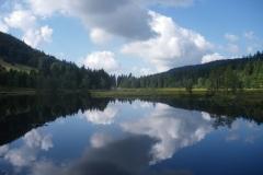 Lac de Bonlieu - Jura