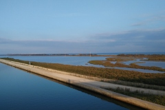 Canal et étangs de Frontignan