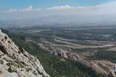 Montagne Sainte-Victoire en escalade - 04/2019