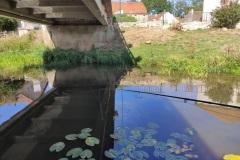 Rivière La Drée - St Léger du Bois- 09/219